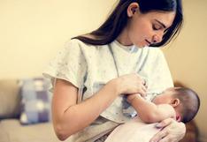 La lactancia materna refuerza el vínculo y protección del niño