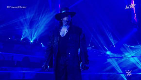 Para entender qué significa The Undertaker para la lucha libre hay que revisar 30 años de impecable trayectoria en la WWE. (WWE.com)