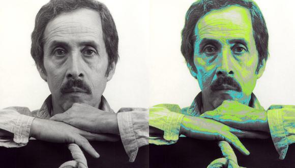 Jorge Eduardo Eielson. La voz de poeta ha sido sintetizada por medio de inteligencia artificial gracias a trabajo de artista peruana. Foto: Archivo de El Comercio.