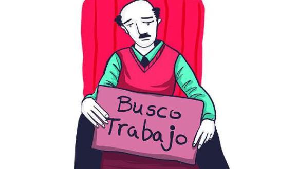 """""""La tasa de desempleo es 147% más alta que la registrada en el mismo trimestre del 2019"""". (Ilustración: Giovanni Tazza)"""