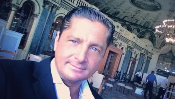 Actualmente, Alejandro Basteri tiene 49 años y está sumido en el sector empresarial. (Foto: Alejandro Basteri / Instagram)
