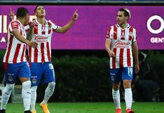 Chivas de Guadalajara derrotó por 3-2 a Atlas por la fecha 14 de la Liga MX