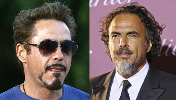 Robert Downey Jr. y su frase racista hacia González Iñarritu
