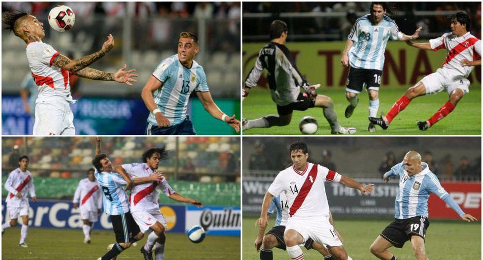 Los compromisos que sostienen Perú y Argentina siempre han demostrado cierto atractivo en cualquier plaza. El juego más reciente acabó igualado a dos en el Estadio Nacional. (Foto: Agencias)