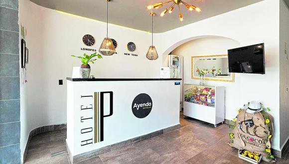 La cadena apunta a 15 a 20 hoteles Ayenda en Lima. Reconvertir hoteles existentes es parte de la fórmula.