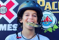 Gui Khury, el niño de 12 años que superó al mítico Tony Hawk y ganó una medalla de oro en los X Games