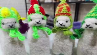 Muñecos de alpaca de empresa peruana encuentran nueva oportunidad en mercado chino