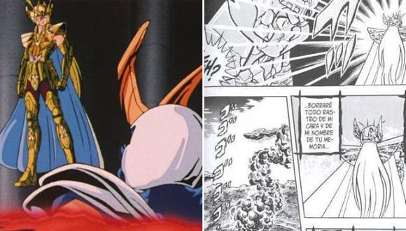 Caballeros del Zodíaco: ¿Prefieres el anime o el manga?
