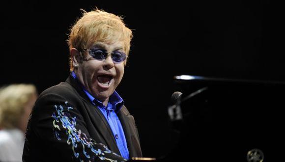 Elton John contrajo infección tras gira en Sudamérica