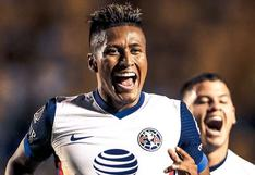 América derrotó 3-1 a Tigres por la Liga MX, con golazo de Pedro Aquino