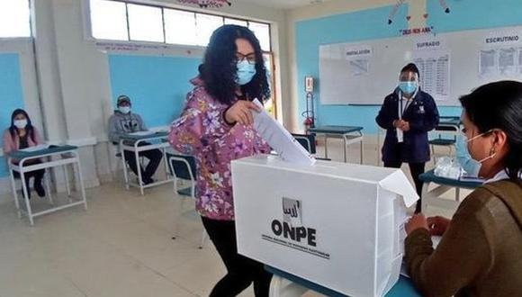 Las Elecciones Generales 2021 tendrán restricciones especiales al momento de ejercer el voto. (Foto: GEC)