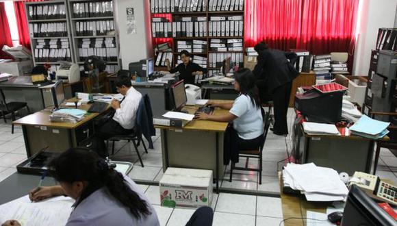 """""""El empleo que generan los diversos servicios ocupa el 60% de la fuerza de trabajo en el Perú"""". (Foto referencial: Perú21)"""