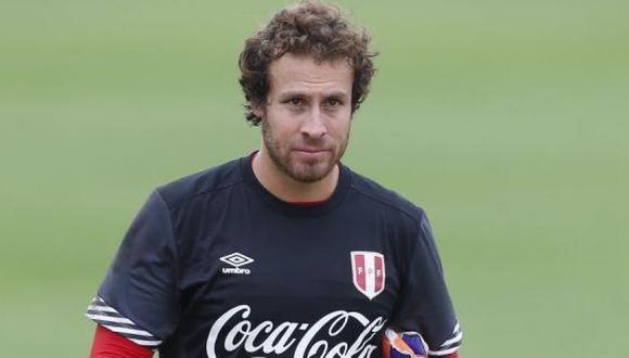 Salomón Libman, portero de 33 años que milita en Sport Rosario, señaló que todavía se encuentra en edad para integrar la selección peruana. ¿Logrará convencer a Ricardo Gareca? (Foto: USI)