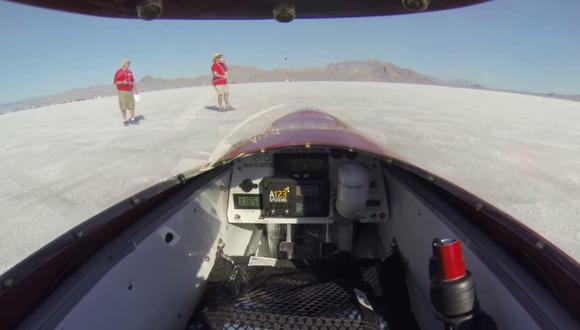 VIDEO: Esta moto eléctrica es la más rápida del mundo