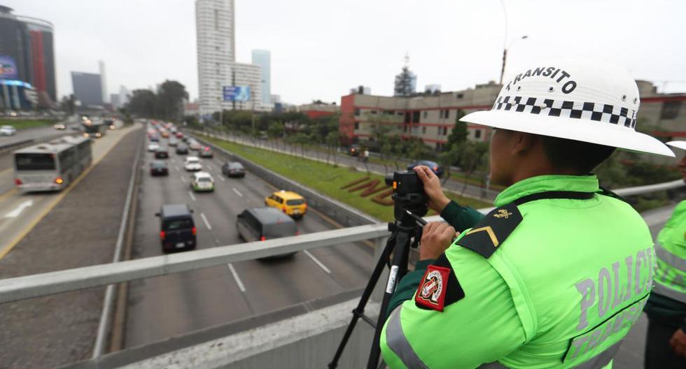 El 'pico y placa' en Lima se ejecuta de lunes a jueves, de 6:30 a 10 de la mañana y de 5 de la tarde a 9 de la noche. (Foto: GEC)