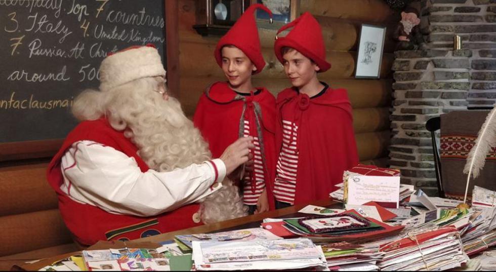 Feliz Navidad: detalle a detalle, así es por dentro la casa de Papá Noel.  FOTOS: https://santaclausvillage.info/