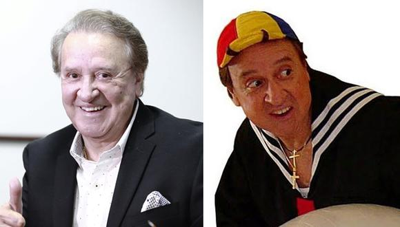 """Carlos Villagrán, actor que encarnó a Kiko en """"El Chavo del 8"""" llegó al Perú para ofrecer un espectáculos circense."""