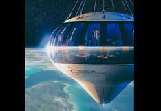 Así será dar un paseo por el espacio en seis horas y poder ver la Tierra en el 2024