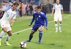Paraguay igualó 1-1 frente a Eslovaquia por un nuevo duelo amistoso por fecha FIFA