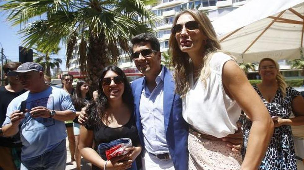 Viña del Mar: Chile inauguró así importante certamen musical  - 1