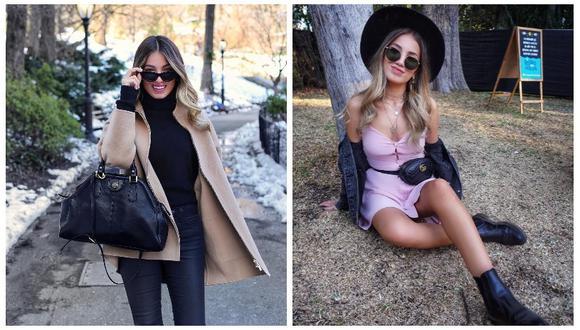 Natalia Merino, más conocida como Cinnamon Style, ha recibido a través de Twitter fuertes denuncias en su contra. (Foto: Instagram / @cinnamonstyle)