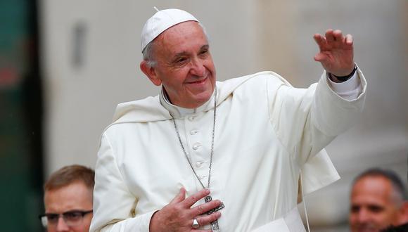 El Papa Francisco estará en nuestro país en enero del próximo año. (Foto: Reuters)