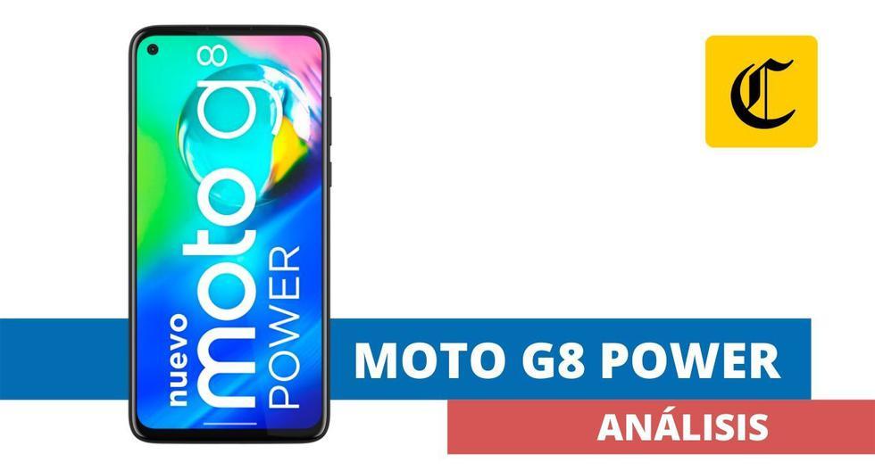 El Moto G8 Power ofrece muchas características interesantes, pero la más atractiva es su batería de 5.000 mAh que promete autonomía de hasta dos días. (El Comercio)