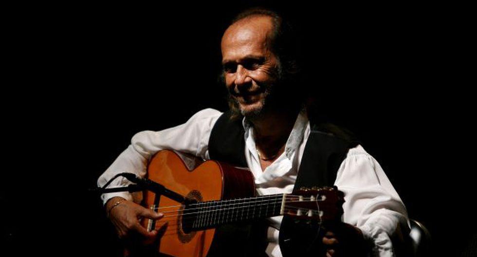 El genial Paco de Lucía en su última entrevista con El Comercio