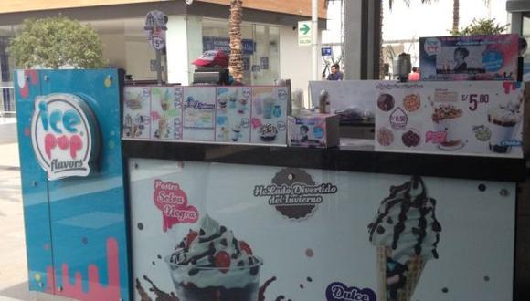 Ice Pop: Marca de helados esperar crecer un 5% este año