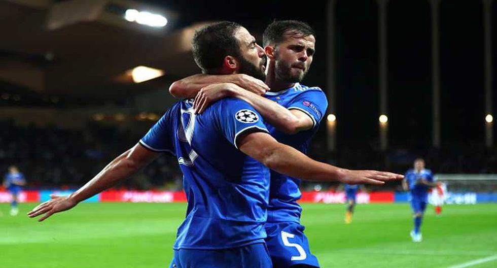 Champions League: felicidad de Juventus y la tristeza de Mónaco - 12