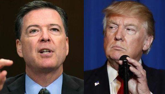 """Ex jefe del FBI """"no está preocupado"""" por las amenazas de Trump"""