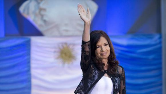 Argentina: Cristina felicita a la selección por subcampeonato
