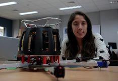 Mónica Abarca, la ingeniera peruana que trabaja para mejorar la calidad del aire en nuestro país