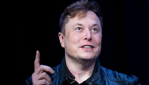 Elon Musk reveló en Saturday Night Live que tiene el síndrome de Asperger. (Foto: Brendan Smialowski / AFP).