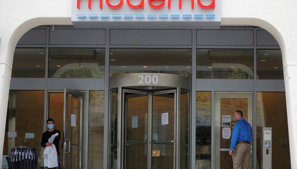 Las oficinas centrales de Moderna Therapeutics. (Foto: REUTERS/Brian Snyder)