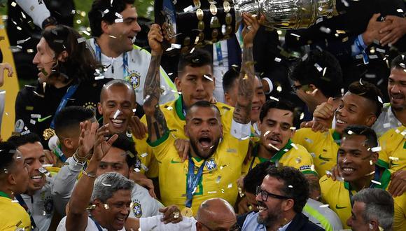 Brasil fue anunciado por Conmebol como organizador de la Copa América 2021. (Foto: AFP)