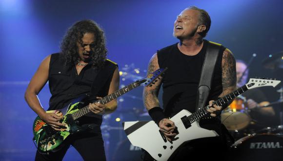 Diez canciones que Metallica debería tocar en Lima