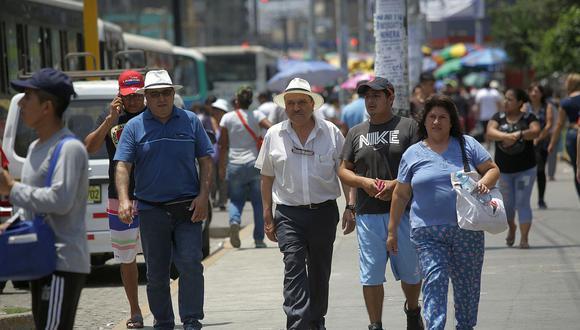 En Lima Oeste, la temperatura máxima llegaría a 20°C, mientras que la mínima sería de 15°C. (Foto: GEC)