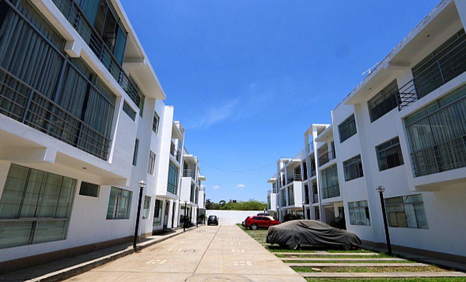 Reducir la escala del bono del buen pagador (BBP) ha frenado la venta de viviendas. (Foto: El Comercio)