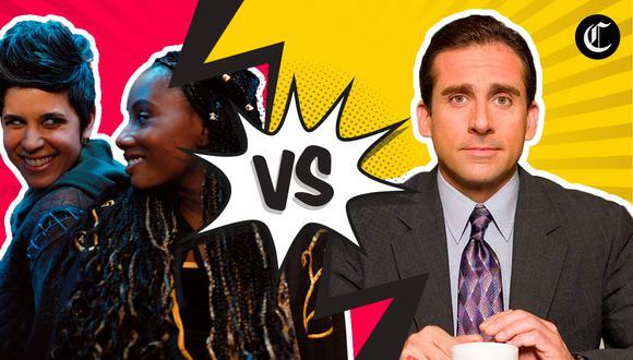 """Mythic Quest"" vs. ""The Office"". (Foto: Difusión)"