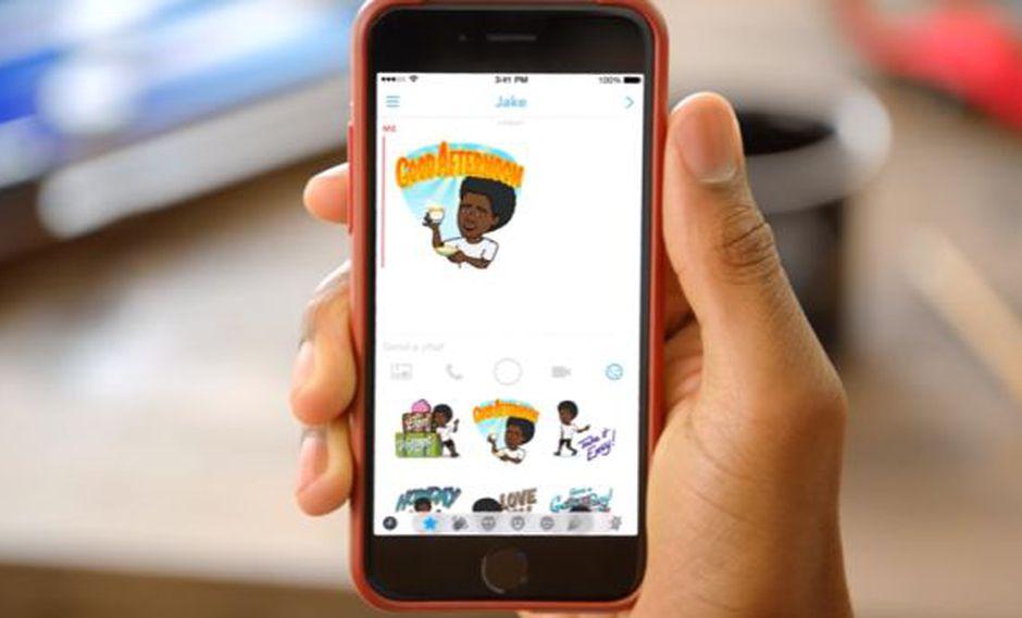 Así puedes personalizar tus emojis en Snapchat [VIDEO]