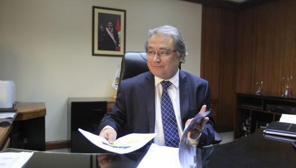 """Albán: """"Se está controlando el aumento de la criminalidad"""""""