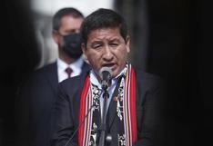 Guido Bellido: Susel Paredes y el MHOL denunciaron a primer ministro por discriminación ante la fiscalía