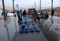 Moquegua: incautan 115 paquetes con clorhidrato de cocaína en el puerto de Ilo
