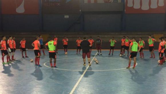 Selección peruana de futsal debuta ante Uruguay por Copa Inka