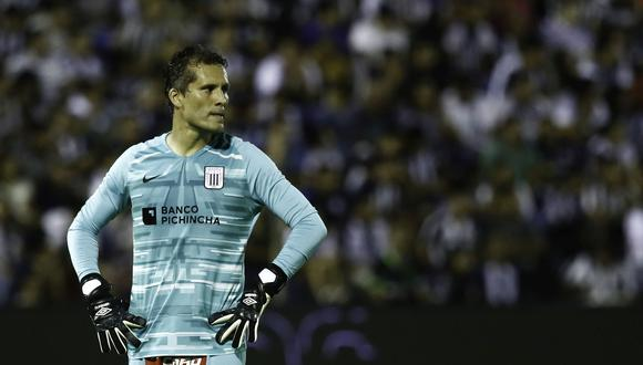 Leao Butrón es campeón con Alianza Lima en los años 2003, 2004 y 2017. (Foto: GEC)