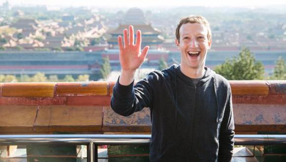 Mark Zuckerberg viaja a Roma tras terremoto que azotó a Italia