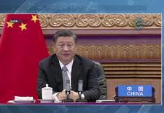 Cumbre del clima: Xi Jinping reafirma meta de China de neutralidad de carbono para 2060