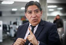 Avelino Guillén: Difunden video de agresión verbal a exfiscal supremo