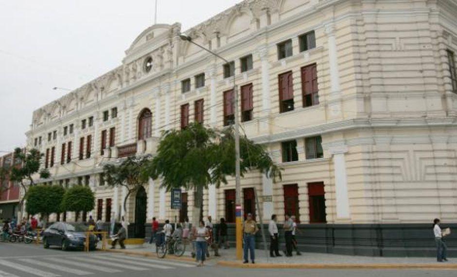 Contraloría pide suspender operaciones de cuentas bancarias de municipio de Chiclayo